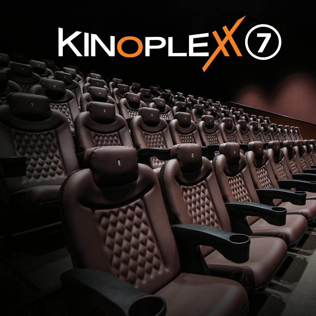 Семизальный кинотеатр Kinoplexx 7 Aport