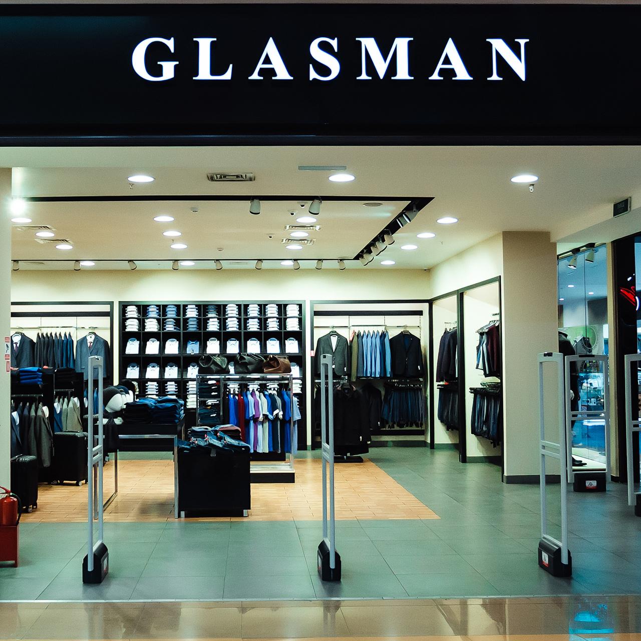 GLASMAN — это бренд классической мужской одежды