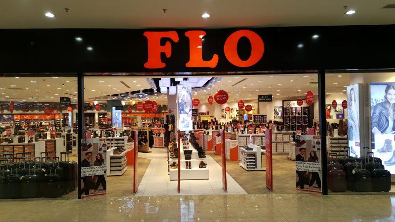 FLO – магазин обуви для мужчин, женщин и детей