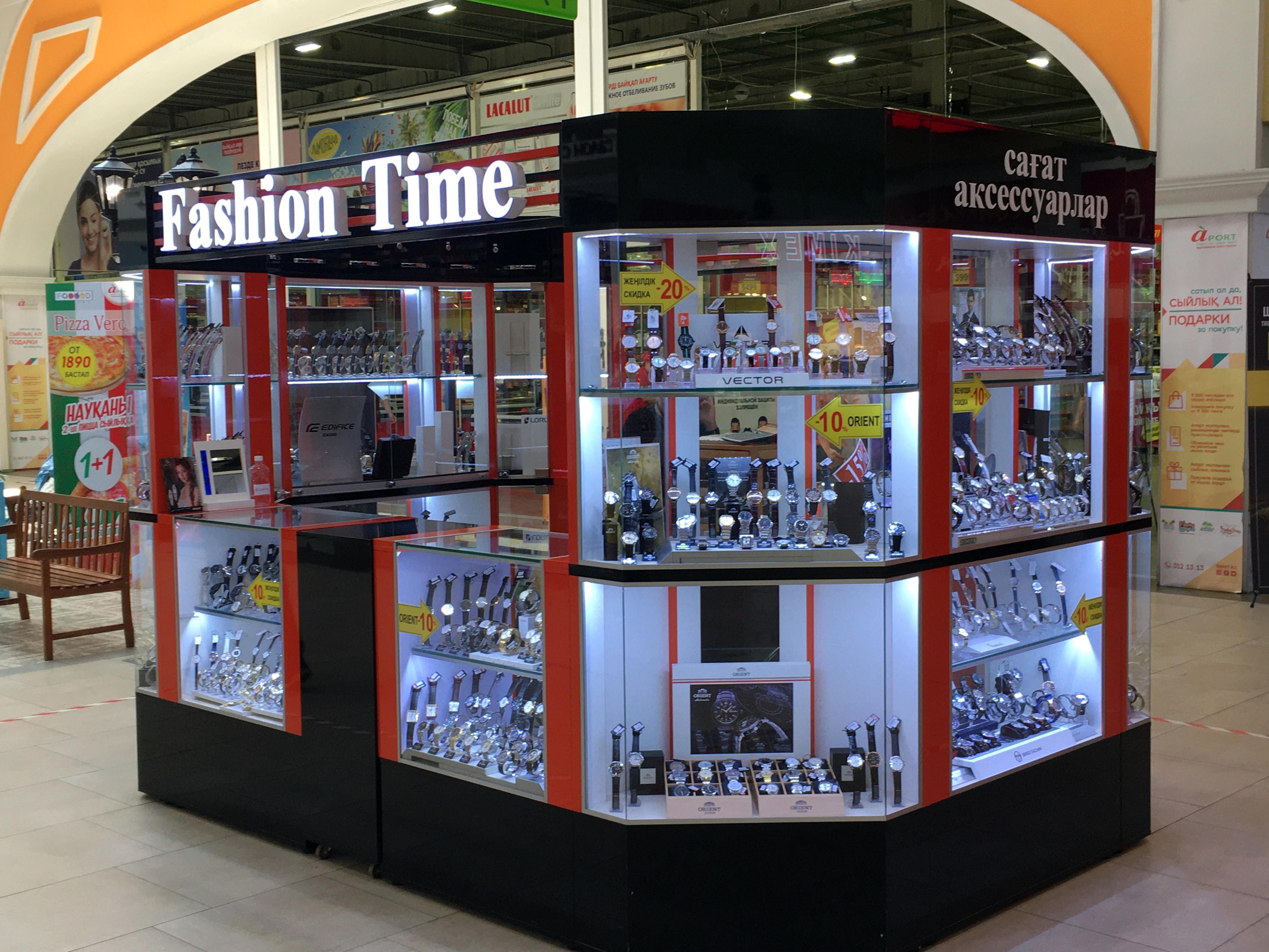 Fashion Time - магазин часов